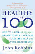 Book Cover for Healthy at 100